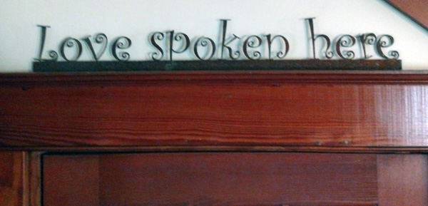 Love Spoken Here